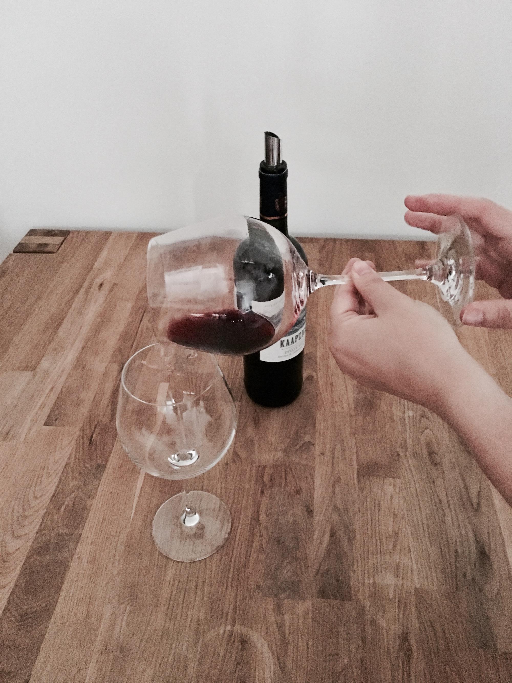 Wein avinieren