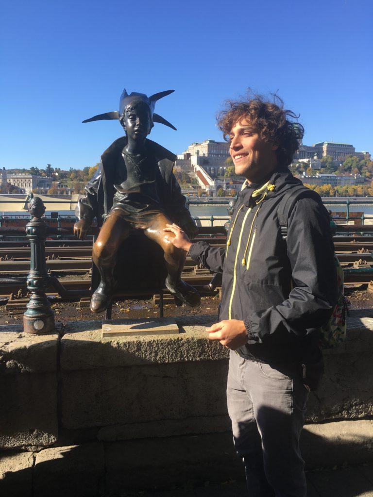 Free Walking Tour Budapest